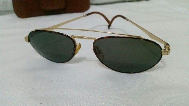 Oculos Masculino. Óculos de sol. Esportivo fino. Novo.  Áustria.  - Foto 5