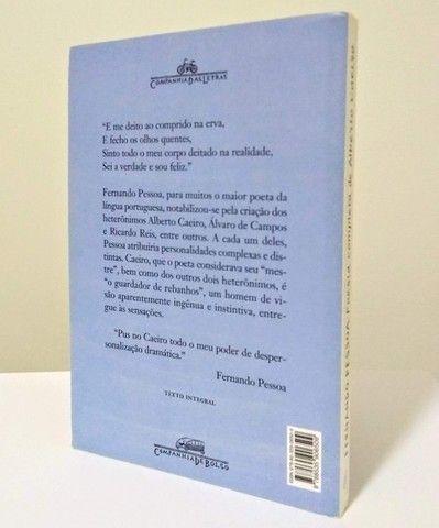 Livro - Poesia Completa de Alberto Caeiro [edição de bolso] - Foto 4