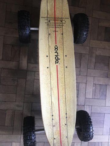 Skate Elétrico 800w - Foto 2