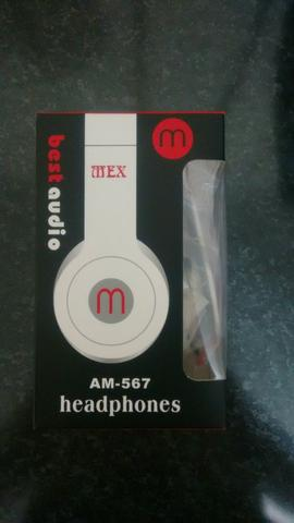 Headphones mex