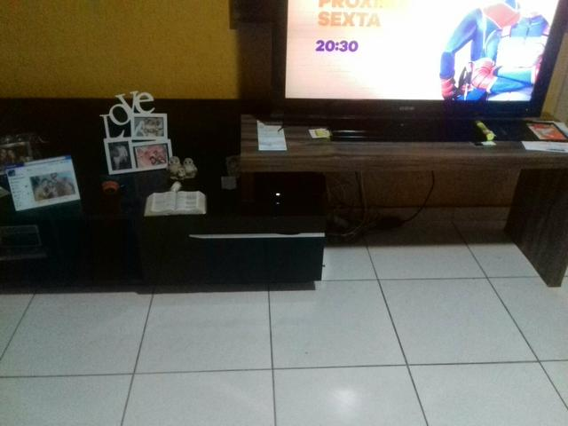 Rack + Suporte para TV