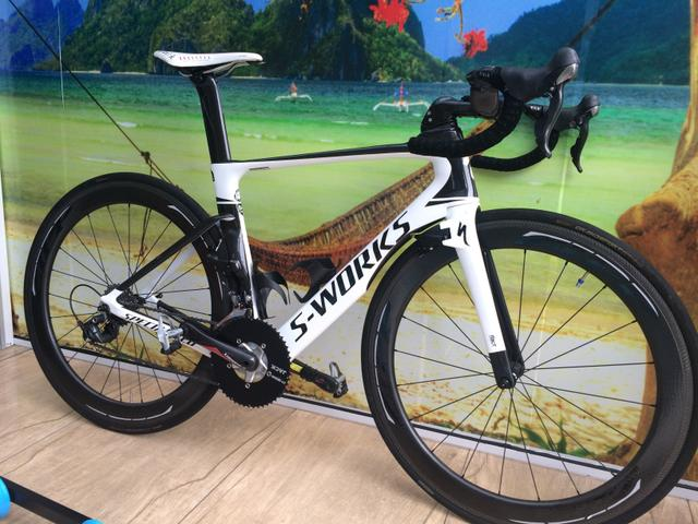 Bike Speed S-WORKS