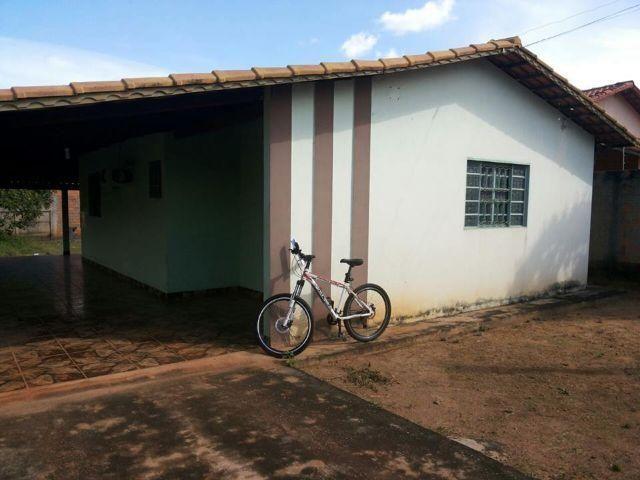 Casa no Setor Sul em Colinas do Tocantins