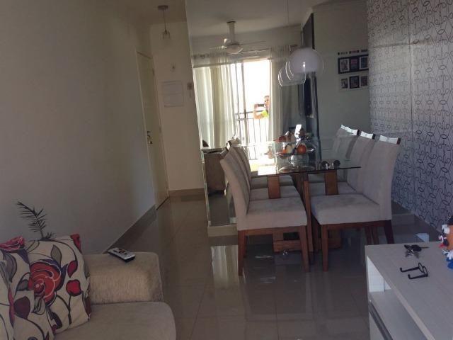 Apartamento mobiliado com 3 quartos, bairro Parque das Nações