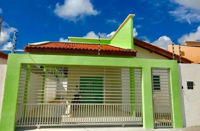 Casas prontas para financiar na zona sul (3 quartos sendo 2 suites )Apenas 10% de entrada-