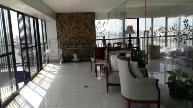 Apartamento Vista Mar Alto Padrão, São Marcos, 4 Suítes
