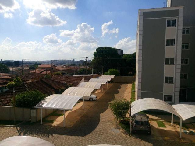 Apartamento à venda com 2 dormitórios em Vila izabel, São carlos cod:2561 - Foto 5