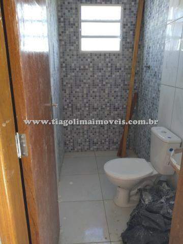Casa Nova || 02 Dormitórios || Suíte || Golfinhos || 170 Mil - Foto 7