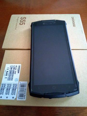 Smartphone DooGee S55 categoria rugged