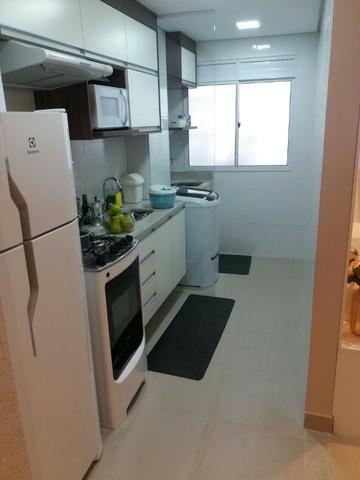 Apartamentos com 2 dormitórios em construção próximo ao shopping - Foto 7