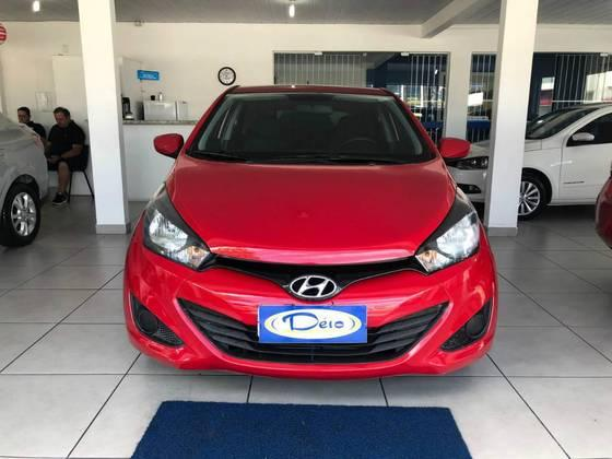 HYUNDAI HB20 2014/2014 1.0 COMFORT PLUS 12V FLEX 4P MANUAL - Foto 2