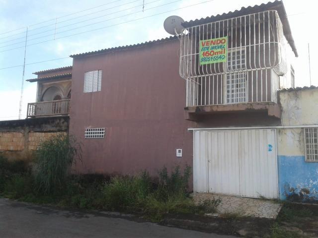 Casa Laje R$ 140 mil -Novo Gama - GO - Foto 3