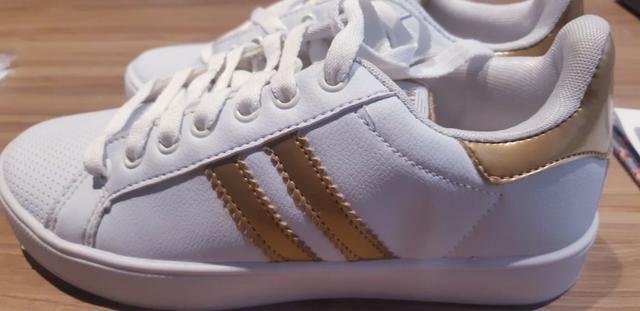 805c65dfe04 Vendo Tênis Casual Vanscy Superstar - Roupas e calçados - Enseada do ...