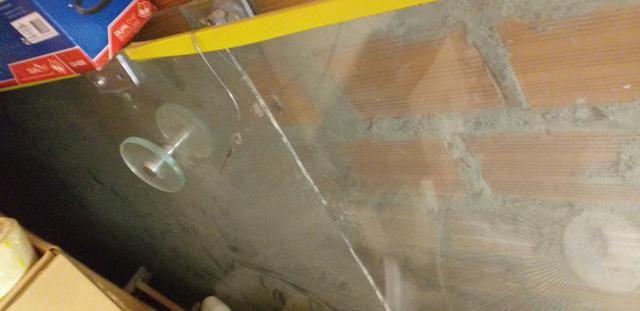 Vendo 2 porta de vidro temperado
