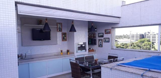 Apartamento com 3 suítes, 3 áreas externas e 3 vagas de garagem - Foto 9