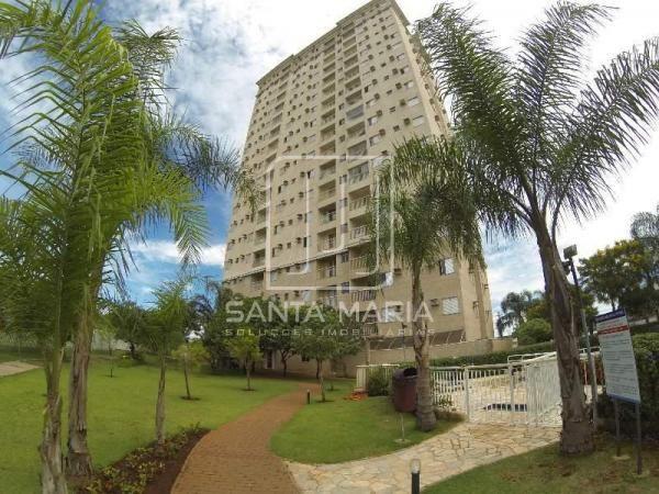 Apartamento para alugar com 2 dormitórios em Pq dos lagos, Ribeirao preto cod:62491