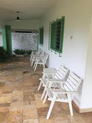 Vendo casa em Serrambi com 3 lotes com 5 quartos - Foto 6