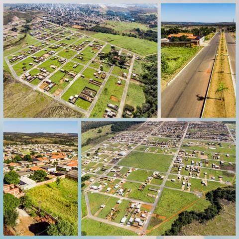 Lotes parcelados Cidade Nova no Novo Gama Goiás