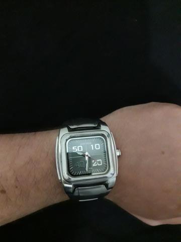 Relógio Mormaii Analógico de aço modelo 2035 Zi - Foto 2
