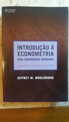 Livros de Econometria - Foto 4