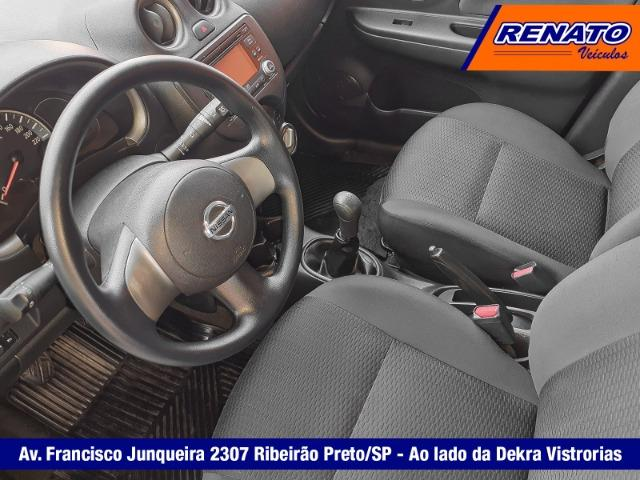 Nissan March 1.0 S -2013 - Foto 8