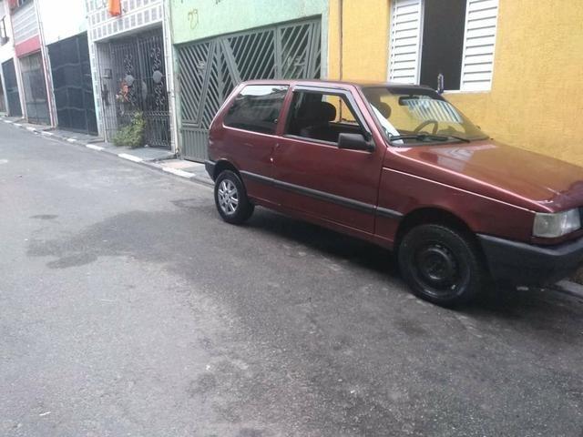 Vendo ou troco Uno 95 - Foto 3