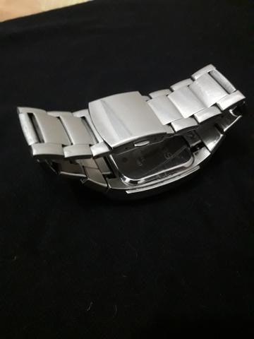 Relógio Mormaii Analógico de aço modelo 2035 Zi - Foto 4