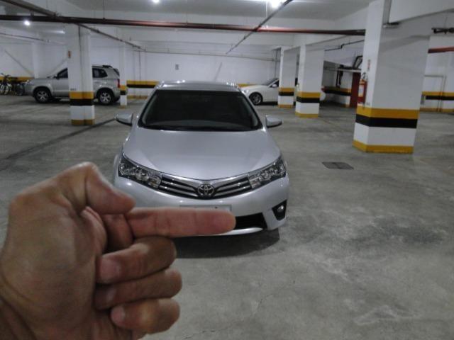 Toyota Corolla 2017 flex - Foto 9