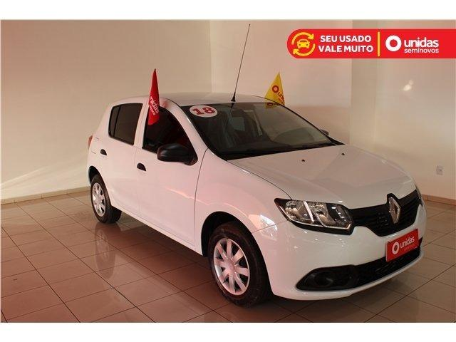Sandero Authentique Sce 1.0 4p 2018 - Foto 3