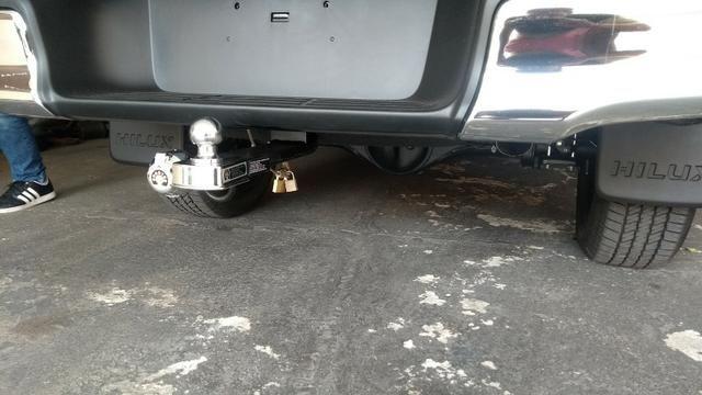 Engate-reboque caminhontes fixo e removivél - Foto 16