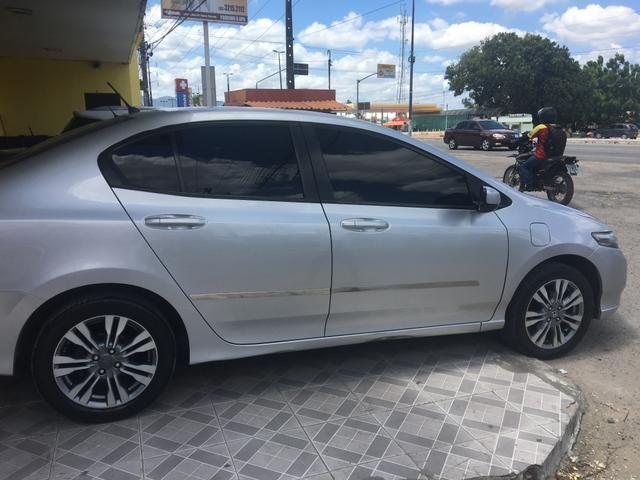 Honda City LX 1.5 Aut. 2012 Novo R$ 36.900,00 - Foto 7