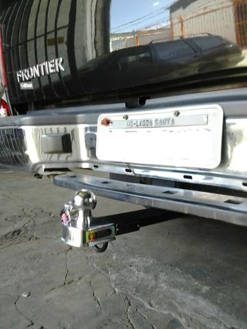 Engate-reboque caminhontes fixo e removivél - Foto 8