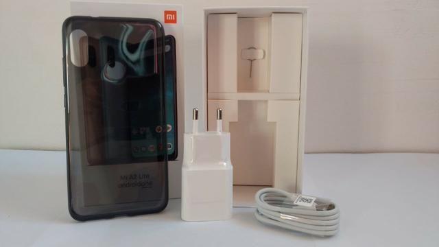 Xiaomi Mi A2 Lite Global 4gb Ram 64gb + Película e Capa - Foto 3