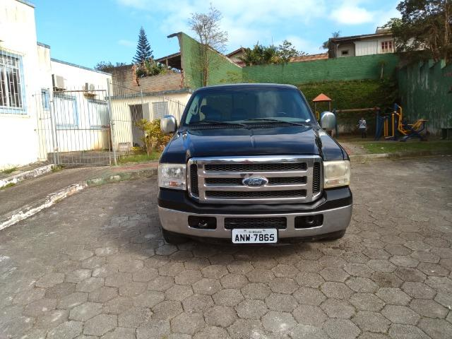 Ford F-250 xlt Super duty cabine simples