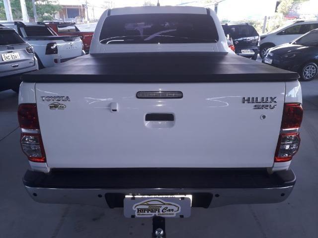 Hilux srv 3.0 diesel 4x4 aut. 2014 - Foto 6