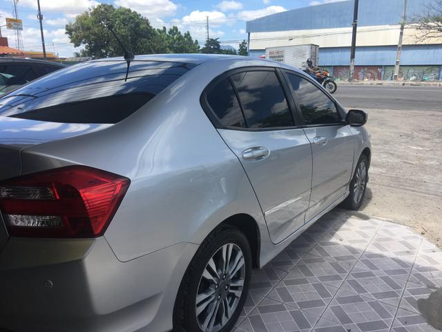 Honda City LX 1.5 Aut. 2012 Novo R$ 36.900,00 - Foto 6