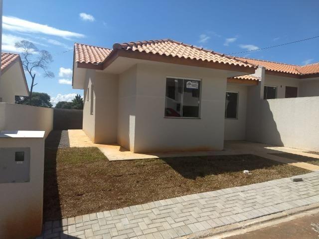 Casa à venda no Bairro Monsenhor Francisco Gorski - Campo Largo/PR