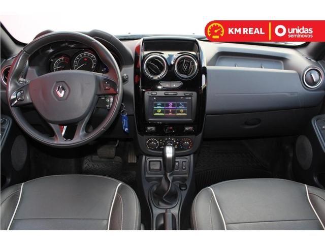 Renault Duster oroch 2.0 16v hi-flex dynamique automático - Foto 6