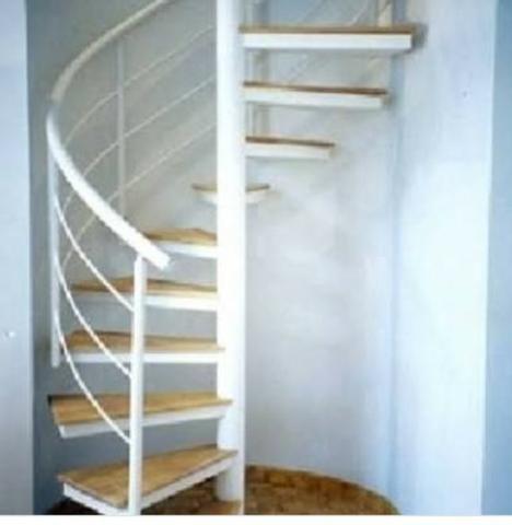 Escadas Caracol Serralheria