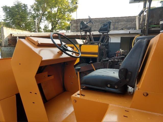 Rolo compactador tema terra spv 68 1990 versão asfalto - Foto 2