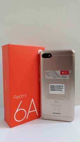 Smartphone Xiaomi Redmi 6a 16gb Global 2g Ram + Película - Foto 2