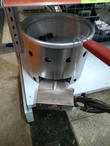 Tacho de fritura 3lts gás