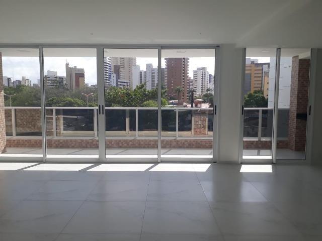 Azurra Aldeota, J Simões, Novo, 127m2, 3o. Andar, 3 Suítes, DCE, 3 Vagas de Garagem - Foto 17