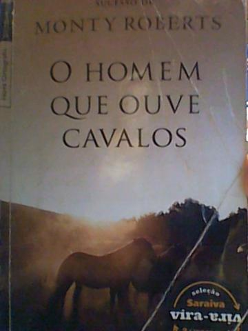 O Homem Que Ouve Cavalos/Violência Não é Resposta R$ 10,00 - Foto 2