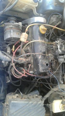 Motor ap 1.8 e rodas 14