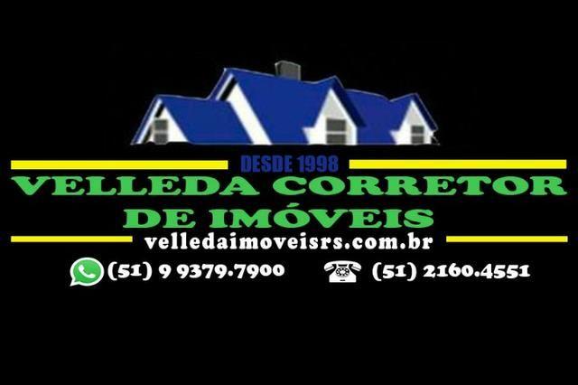 Velleda oferece Casa 500 m do mar, Pinhal central, ac. troca imóvel em Canoas