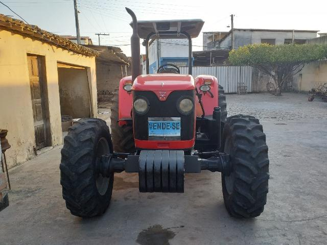 Trator Massey Ferguson 4275 - Foto 2