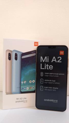 Xiaomi Mi A2 Lite Global 4gb Ram 64gb + Película e Capa - Foto 5