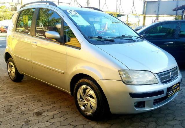 Fiat Idea 1.4 ELX, completo. Muito conservado. Confira! 2006 - Foto 2