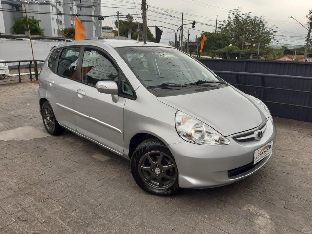 Jc* Honda Fit EX 1,5 automático